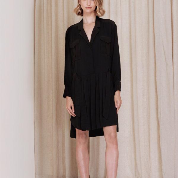 MagaliPascal_Explorer_Shirt_Dress_Black_EU_1
